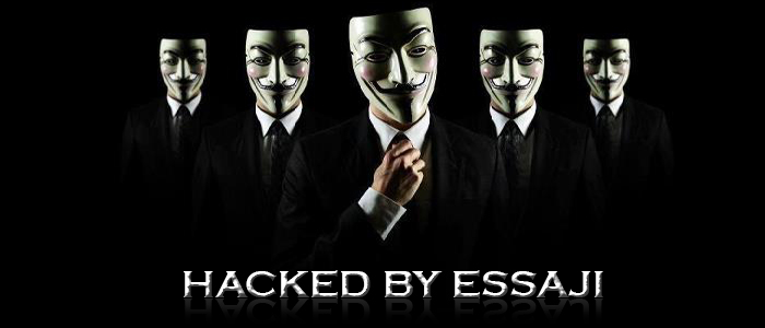 HACKED BY ESSAJI